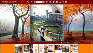 Digital Brochure Creator full screenshot