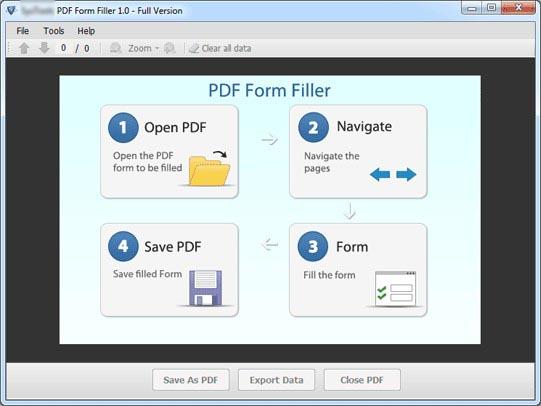 PDF Forms Filler 1.5.0 full