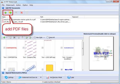PDF Watermark Creator 1.1.0 full