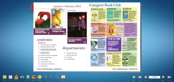 E-Brochure Software full screenshot