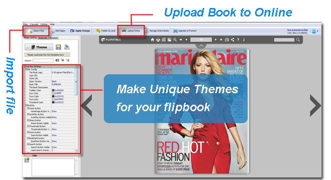 Windows 7 Free Responsive HTML5 Flipbook Maker for Photographers 2.0 full