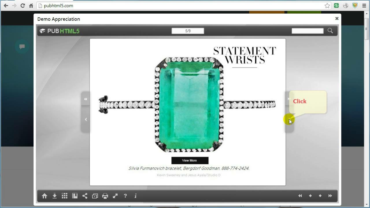 Free Flipbook Software full screenshot
