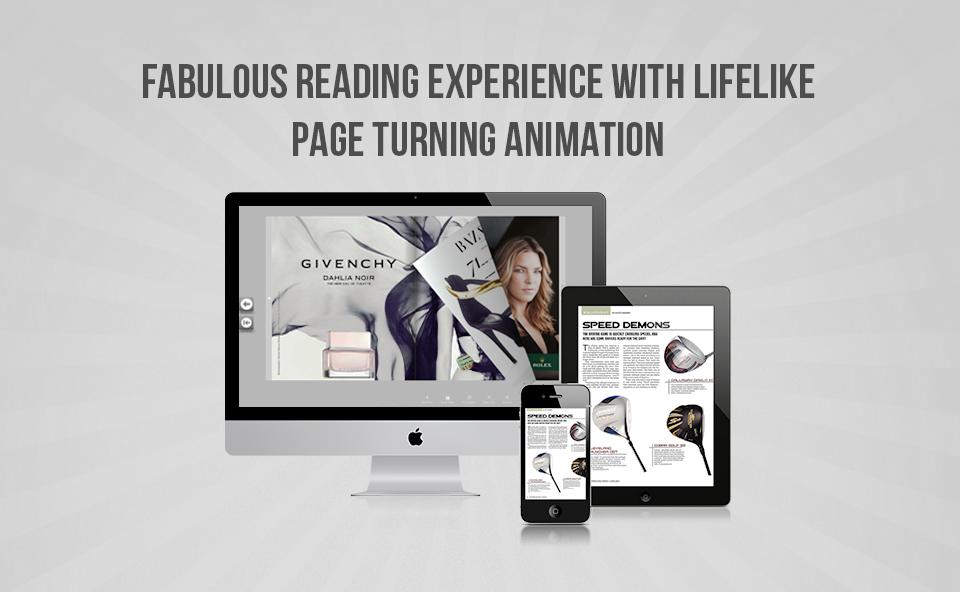 Free Online magazine publisher for mac screenshot