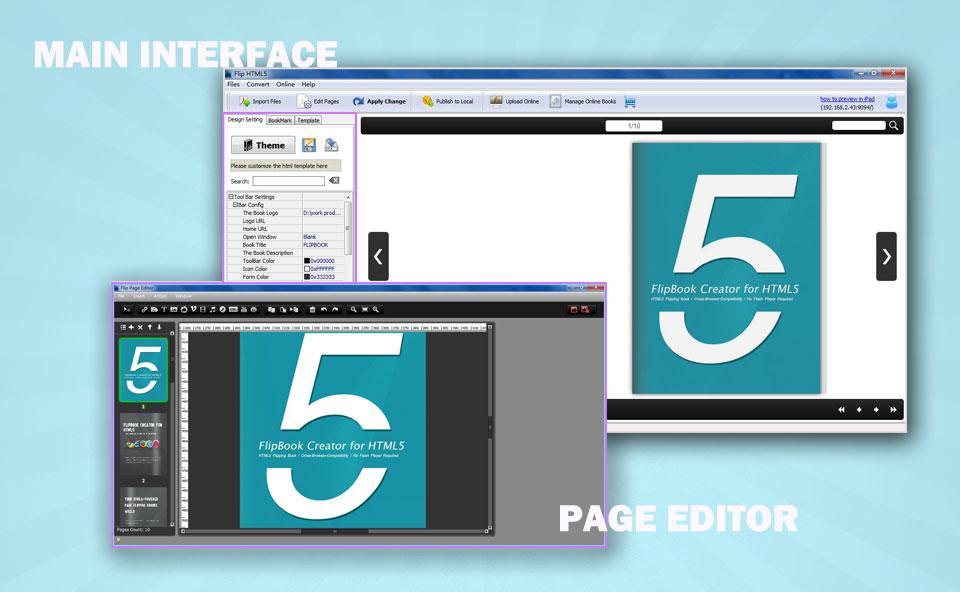 Windows 7 Free HTML5 PDF to Flipbook Converter 2.7 full