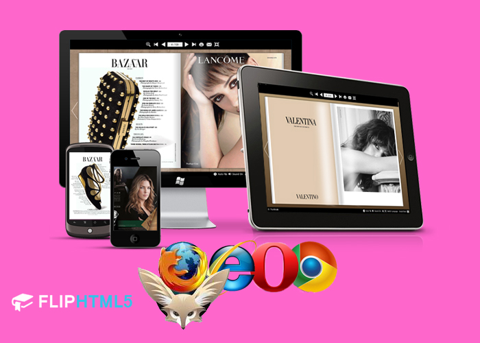 Windows 7 Free HTML5 Digital Magazines software 3.8 full