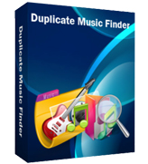 Duplicate Music Finder