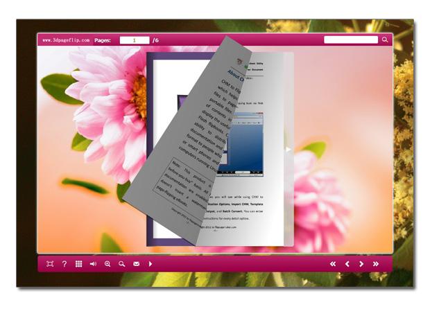 Boxoft Free Flip Page Creator screenshot