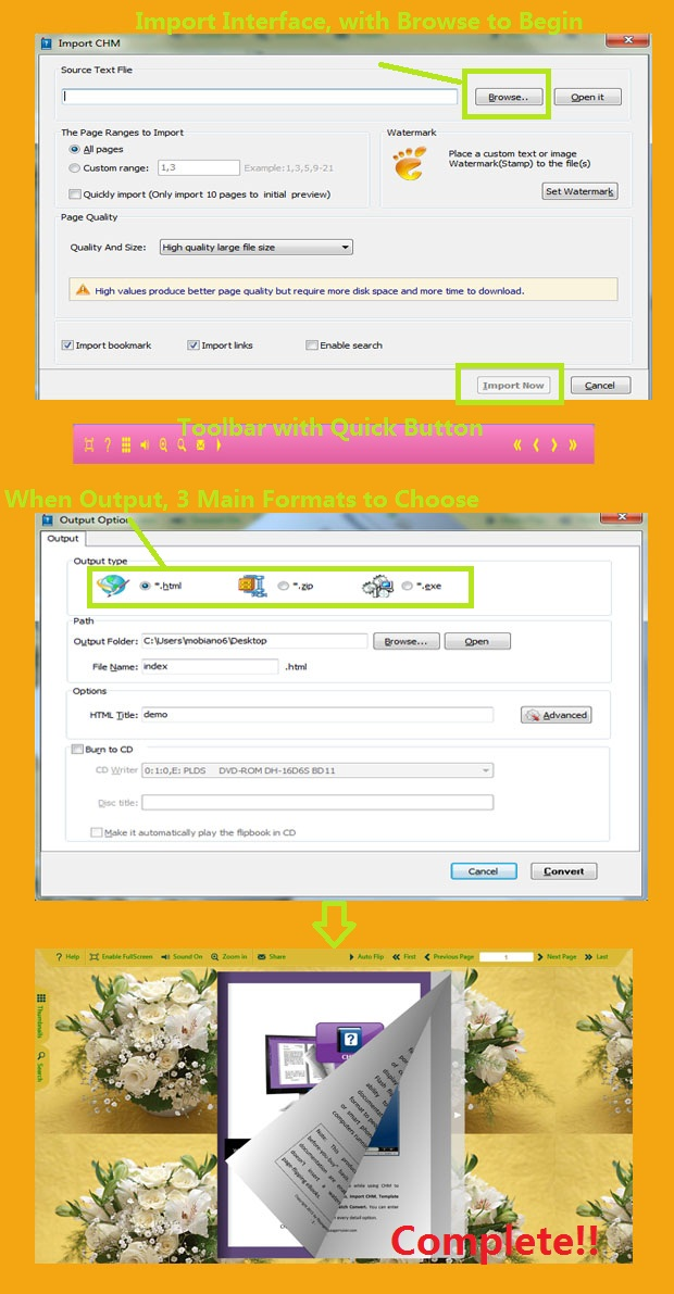 Boxoft Free Flipbook Publisher - Worth to use Free converter from