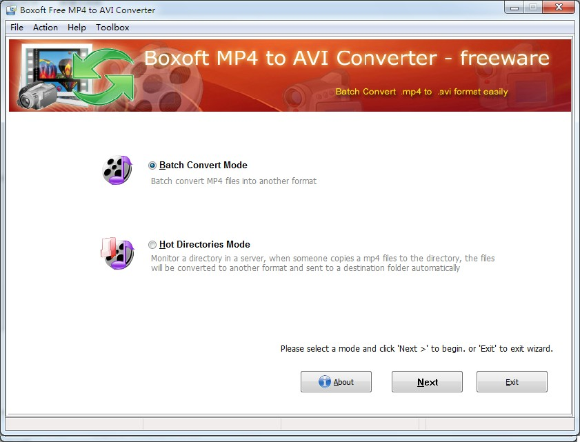 Boxoft MP4 to MPG  Freeware 1.2 full