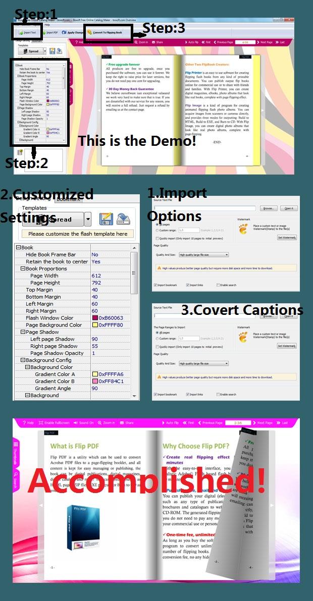 Boxoft Free Online Catalog Maker - Online catalog, flipping albums ...